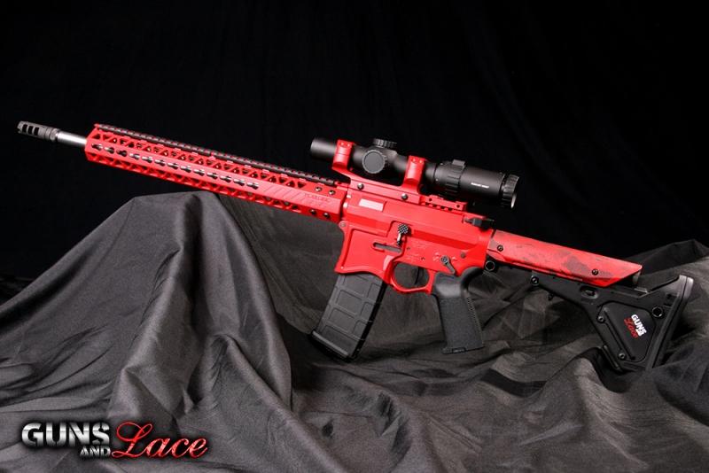 Ultimate 3 Gun AR15